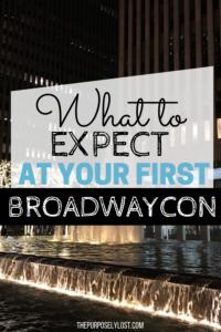 BroadwayCon 2