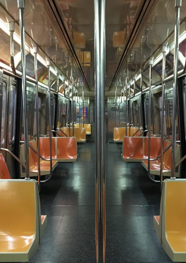 What Not To Do on New York Public Transport