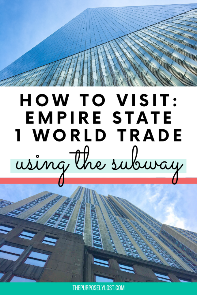 It's so easy to take the subway to iconic locations around New York City like the Empire State Building and 1 World Trade Center. Learn how here!