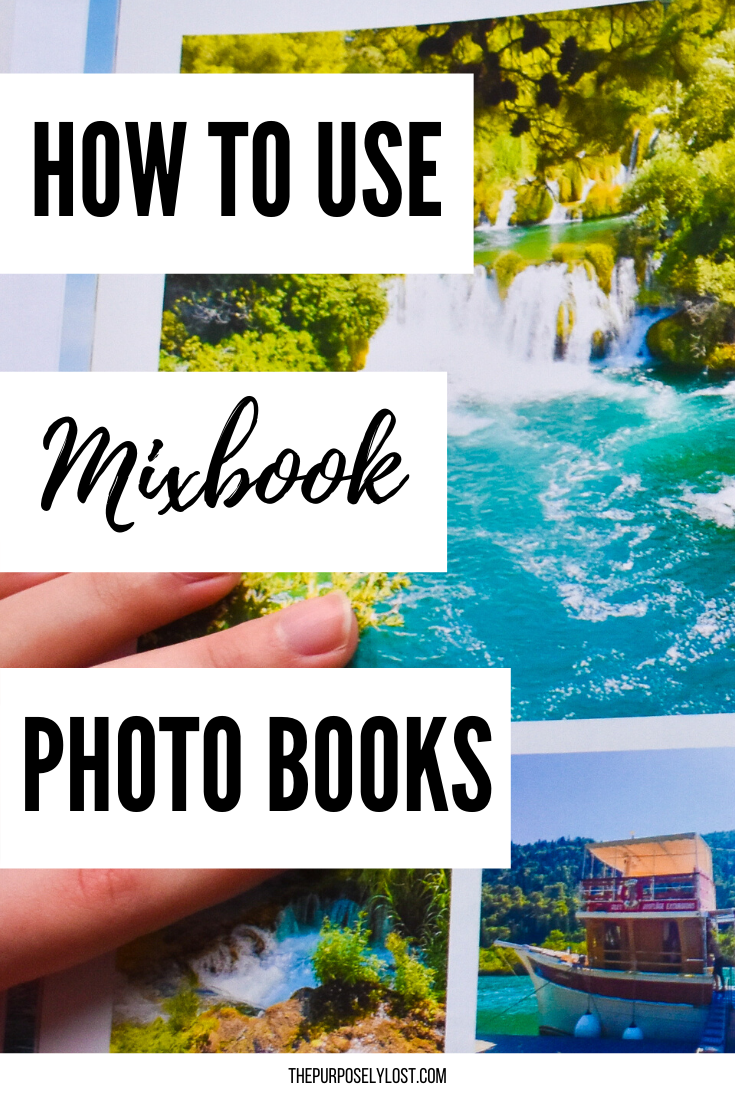 Do you have tons of images on your computer that you want to showcase? Try turning them into a Mixbook photo book! Mixbook has tons of options available on it's website for travel, family, and wedding photo books.