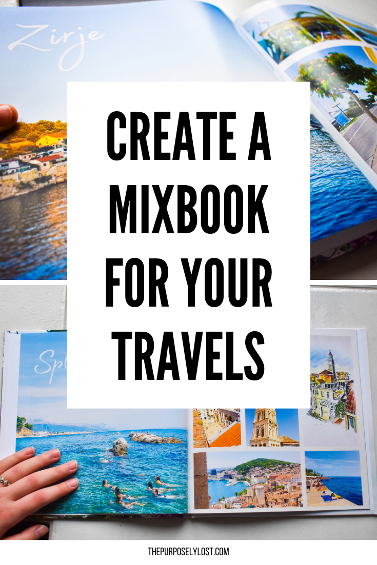 Take the time to compile images from your travels into a beautiful Mixbook photo book to admire and remember for years to come!
