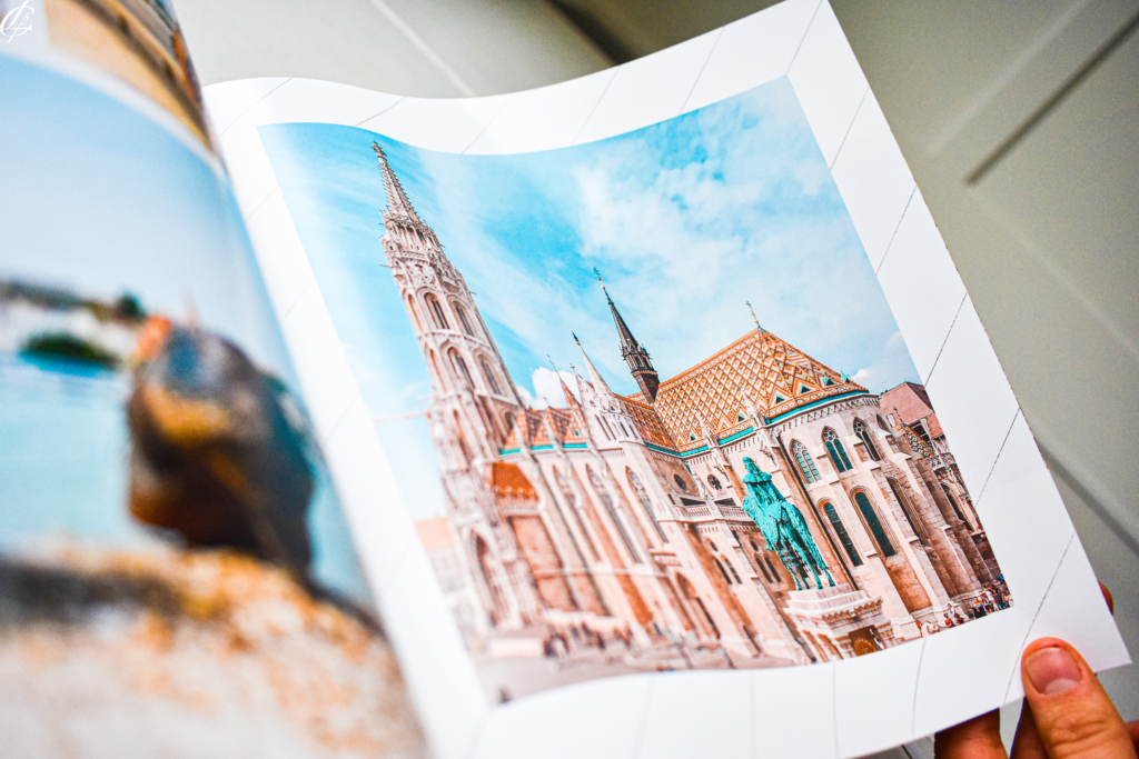 Where do you keep photos? Instead of scrapbooking, try creating Mixbook travel photo books to display all of your favorite trip moments and highlights!