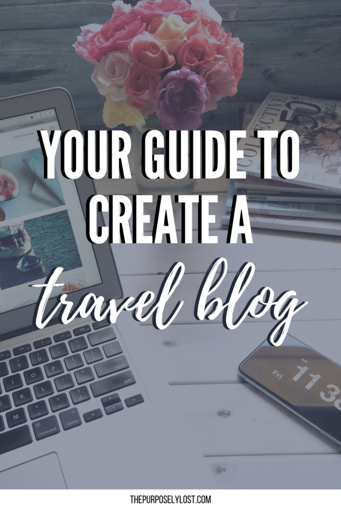Are you ready to begin your blogging adventure? I like to say, when you learn how to start a travel blog, it's like building your dream home from the ground up.