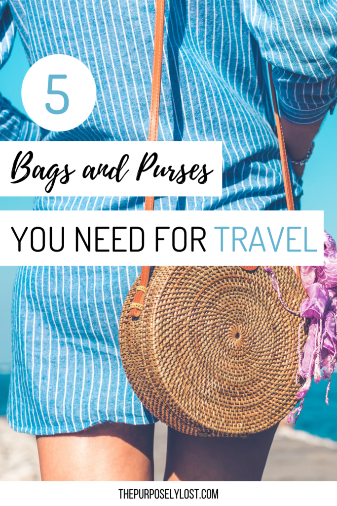 A select few qualities define the best travel bags and purses. With great travel bags, you're a step closer to returning home with everything safe!