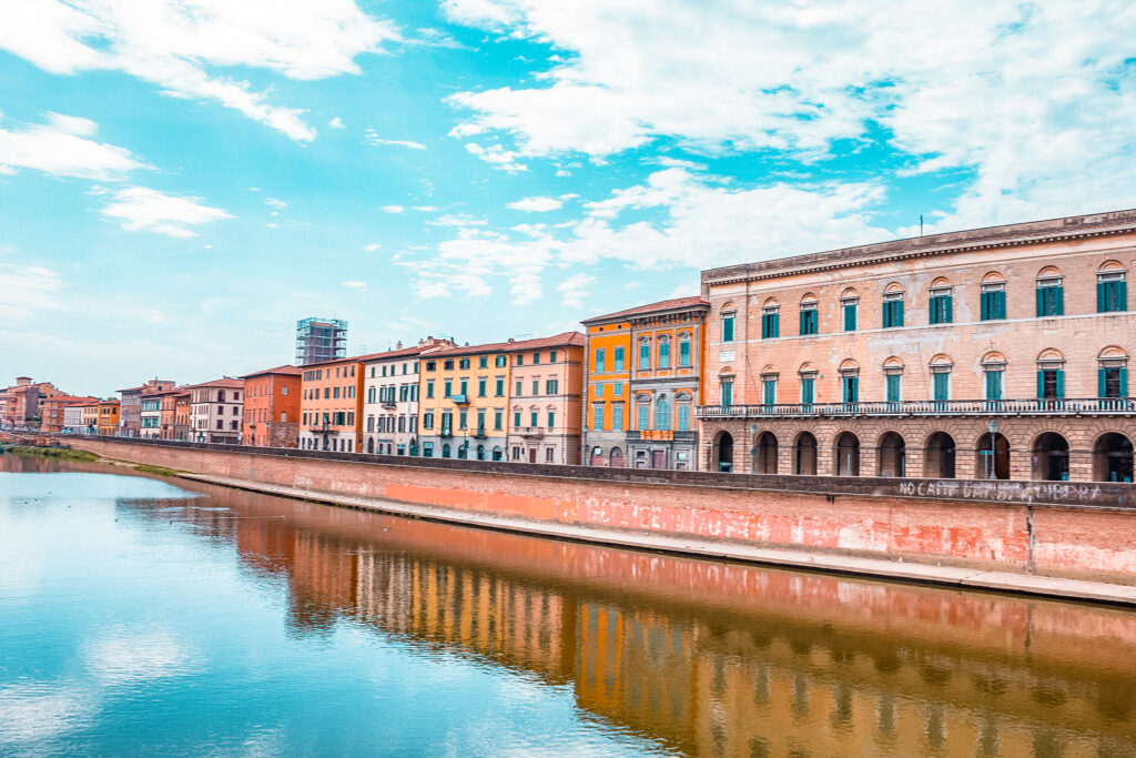 Did you know, there is so much more to Pisa, Italy the Leaning Tower? Here are the three areas you need to explore if you only have one day in Pisa!