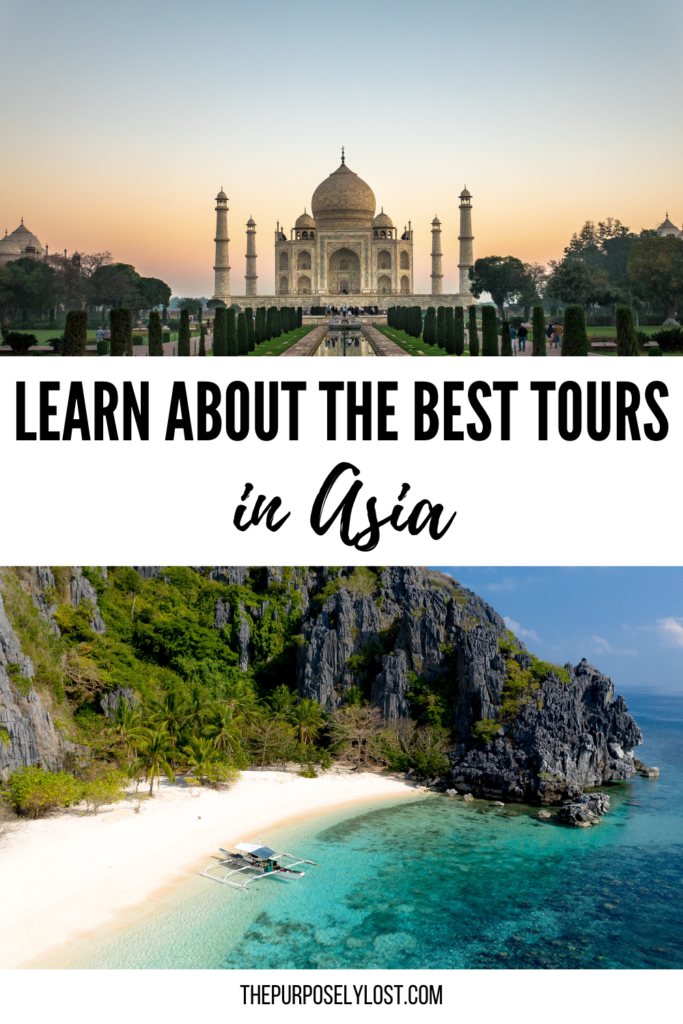 From a walking tour and cooking class to exploring cities at night on tuk-tuks, here is your guide to the top tours in Asia.