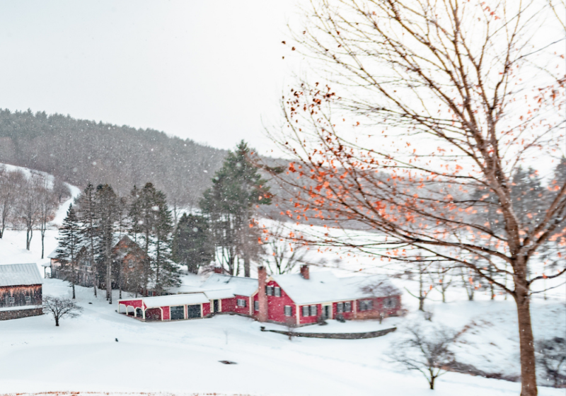 Looking for a great winter weekend away? Take a look at these New England winter getaways!