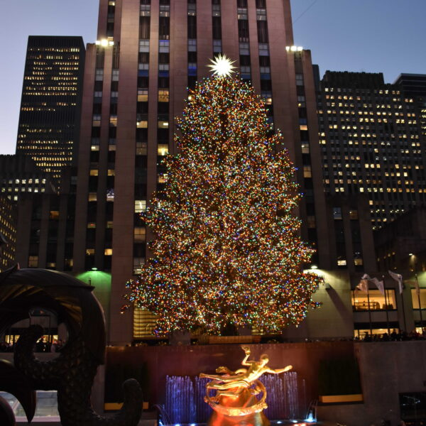 Your Perfect New York City Christmas Itinerary for 2021