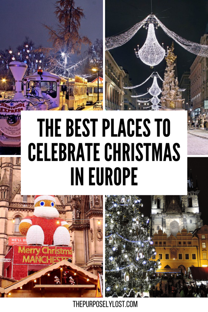 With centuries of history and culture, it's no wonder we want to visit Europe during the holidays. Here's your guide to the best European winter destinations.