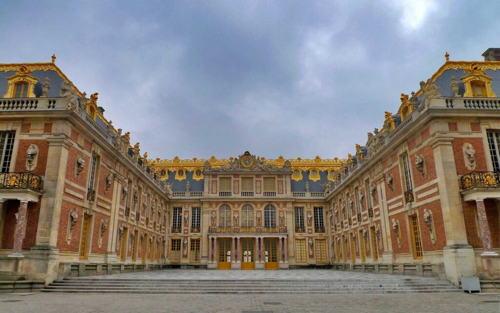 Palace of Versailles Paris France