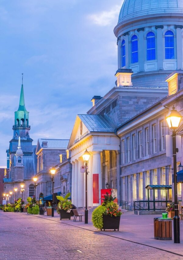 There are many towns all over the continent with origins that can be traced back to Europe. Which of the most European cities in North America will you visit?
