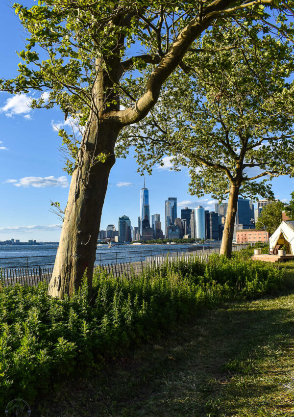 Sleep outside, in a tent, in NYC? Read our glamping on Governor's Island review for everything you need to know about this Collective Retreats experience.